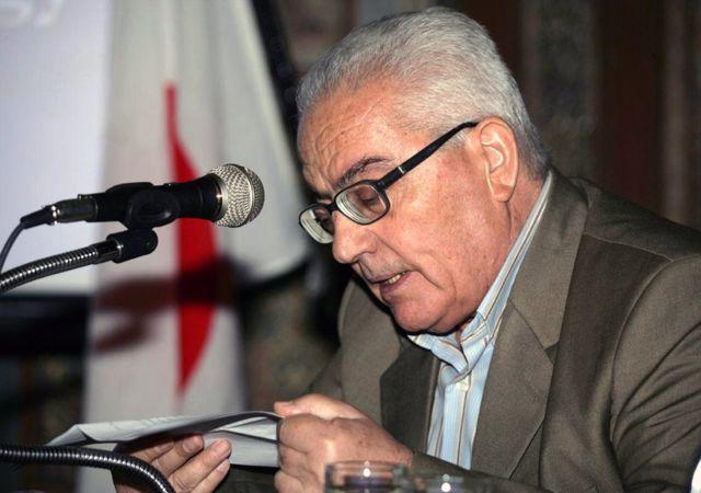 خالد الأسعد، المدير السابق لآثار تدمر، أعدمه تنظيم الدولة الاسلامية ذبحا 18 أغسطس/آب 2015 بتهمة العمالة للنظام السوري، ثم علقت جثته على عمود كهربائي
