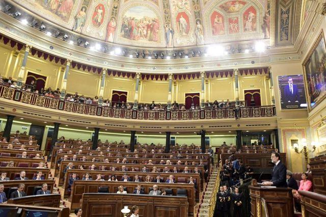 Congreso España