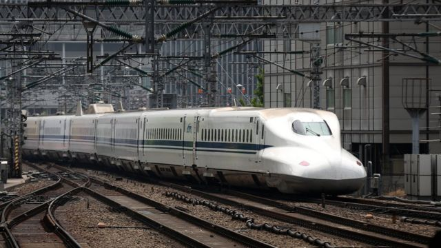 बुलेट ट्रेन