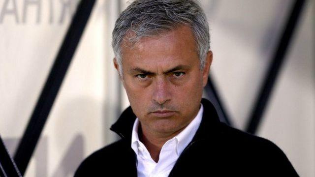 Mourinho ya fusata