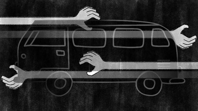 """لقيت مريم حتفها الثلاثاء دهسا أسفل عجلات سيارة """"ميكروباص"""" يقودها شخص له سجل جنائي"""