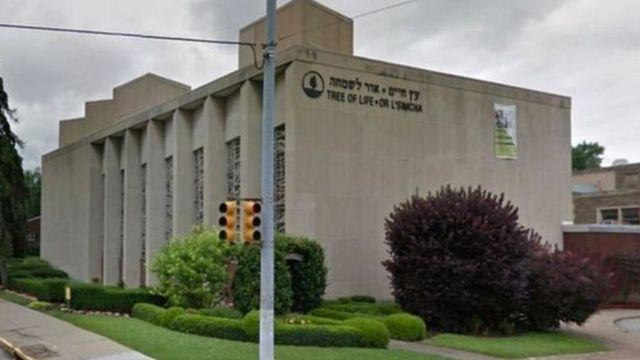 அமெரிக்கா : யூத வழிபாட்டுதலத்தில் துப்பாக்கி சூடு - பலர் உயிரிழப்பு
