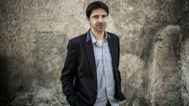 Sébastien Arsac, fundador de la asociación L214.