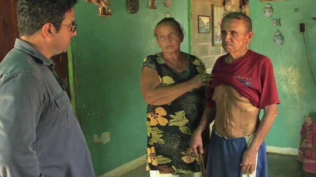Venezolanos hablan sobre la crisis alimentaria en el país con Vladimir Hernández