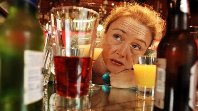 Алкоголь і жінка
