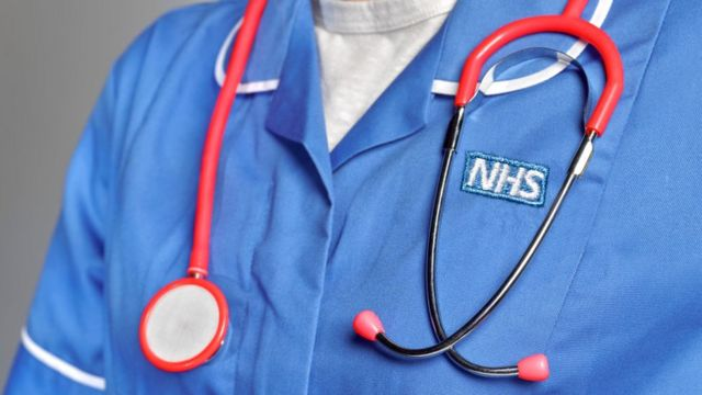 Enfermera británica