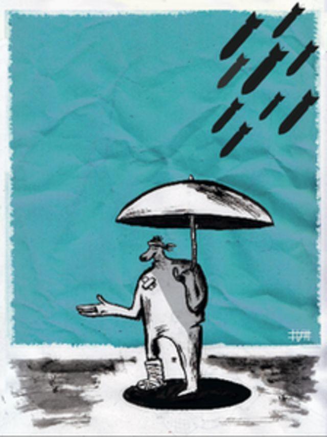 کارتون محسن ظریفیان، اعتماد