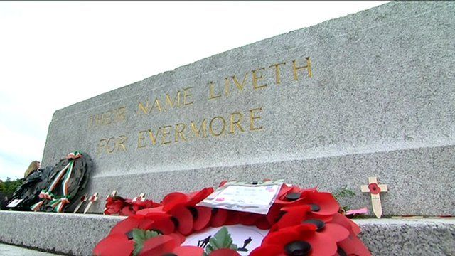 Somme commemoration