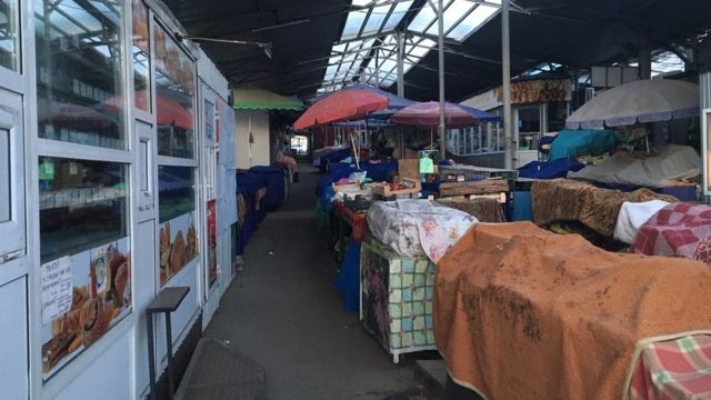 закрытый рынок