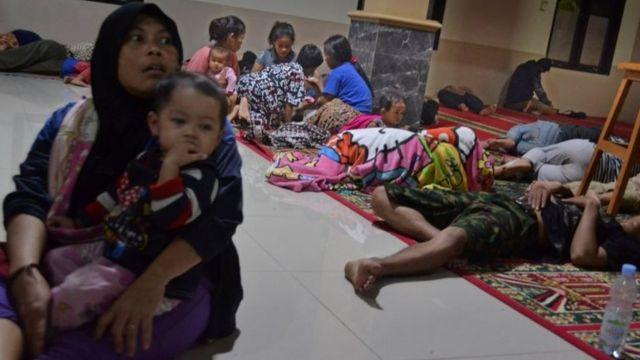 Refugio en Indonesia