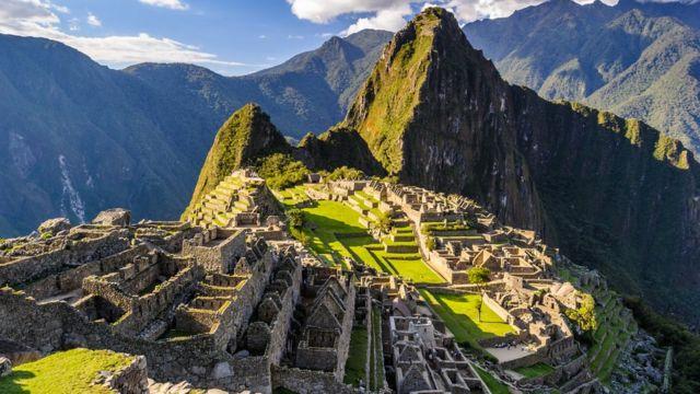 Machu Picchu: el estudio que afirma que los incas construyeron su ciudadela sagrada sobre fallas geológicas a propósito (y qué ventajas les trajo) - BBC News Mundo