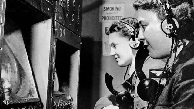 Operadoras de radar