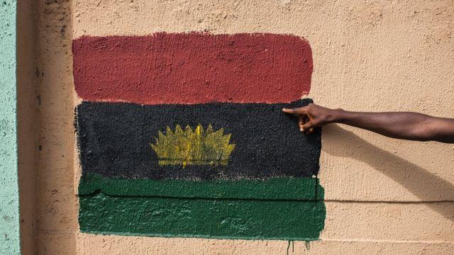 IPOB bụ otu na-achọ mwereonwe Biafra