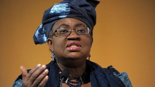 Ngozi Okonjo-Iweala, waa mid ka mid ah musharrixiinta ka socda qaaradda Afrika