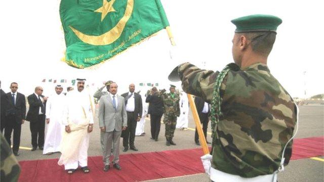 La Mauritanie a annoncé la rupture de ses relations diplomatiques avec le Qatar.