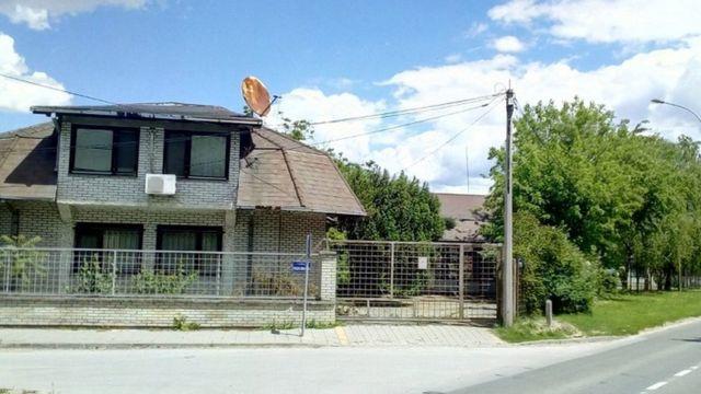 kuća porodice Ćurčić u Novom Sadu