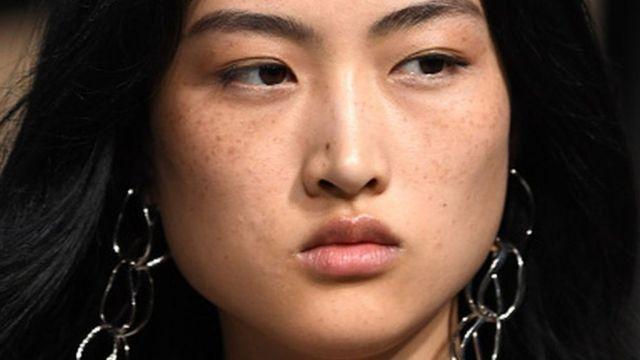 Retrato de Jing Wen