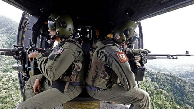 Venezuela helicopter crash survivors rescued after six days