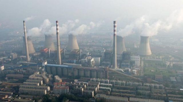 Plantas industriales de China