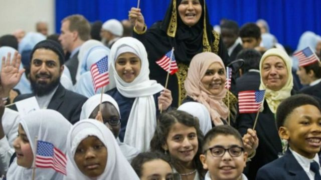 अमरीकी मुसलमान