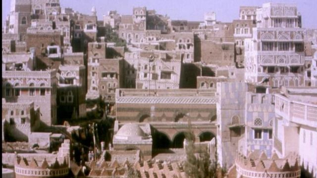 Sana'a ne babban birnin kasar Yemen