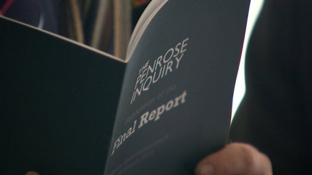 Penrose report