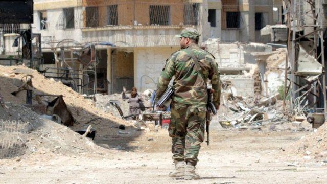 Região Nordeste da Síria enfrenta graves lacunas de segurança