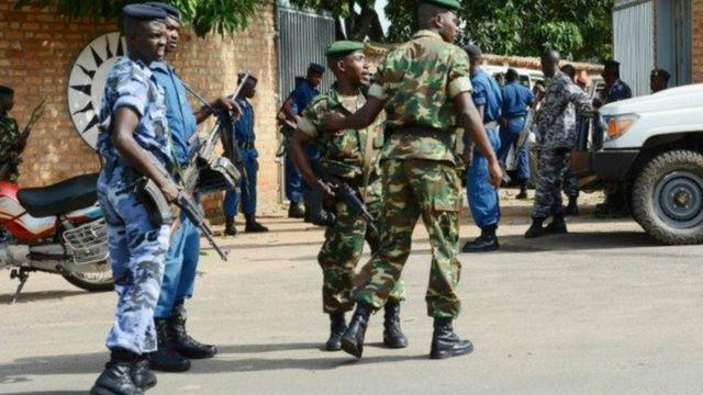 Le Burundi est plongé dans une grave crise depuis l'annonce en avril 2015 de la candidature controversée à un troisième mandat de Pierre Nkurunziza
