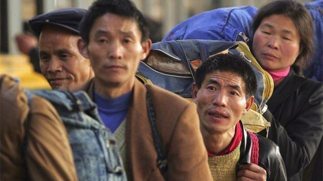 शिंजियांग के लोग