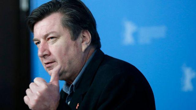آکی کوریسماکی با فیلم سوی دیگر امید جایزه بهترین کارگردانی جشنواره برلین را گرفت