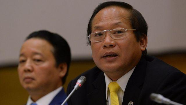 เจือง มินห์ ต๋วน รัฐมนตรีกระทรวงข้อมูลและการสื่อสารของเวียดนาม