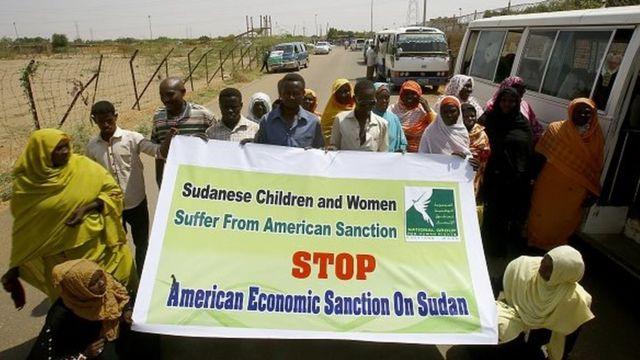 """Le Soudan restera, cependant, sur la liste """" des Etats soutenant le terrorisme, liste établie par les américains"""