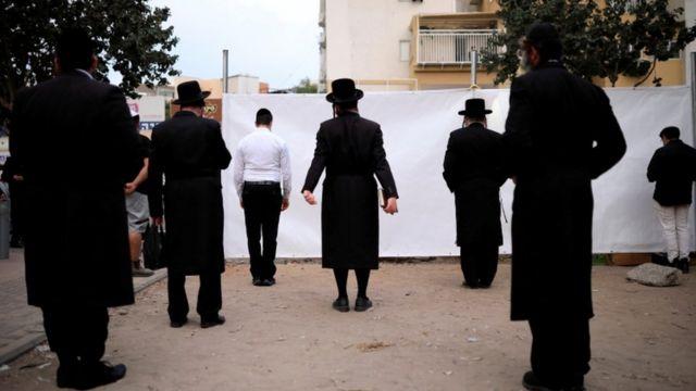 Yahudi, Israel, covid-19