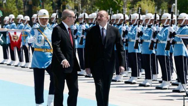 علی اف و اردوغان
