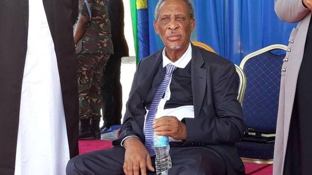 Bwana Jumanne Mhero Ngoma alivumbua dini la Tanzanite mwaka 1967.