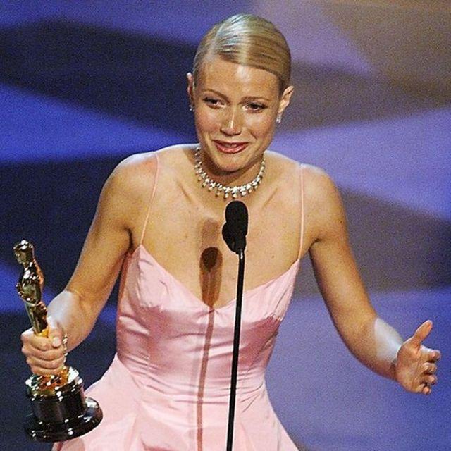 Gwyneth Paltrow gana el Oscar a la Mejor Actriz en 1998