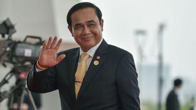泰国总理巴育从2014年开始掌权。