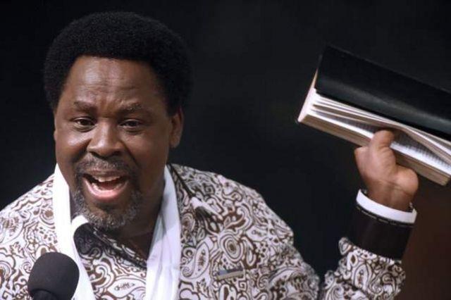 TB Joshua est l'un des prédicateurs les plus influents et controversés d'Afrique.