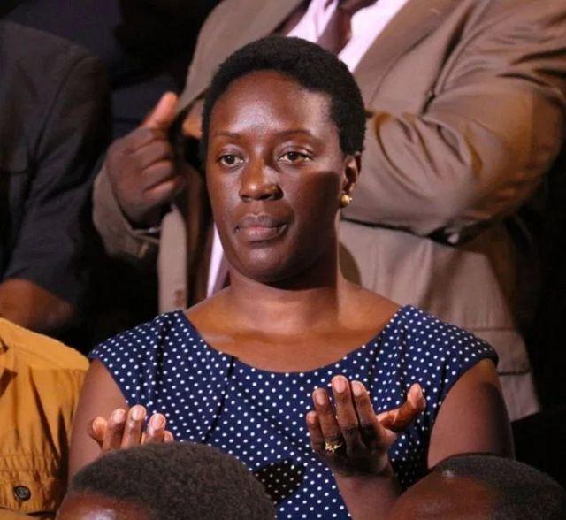Rosemary Odinga kabla ya kurejesha uwezo wa kuona, anasema alisikitishwa na kutoweza kuwaona watoto wake