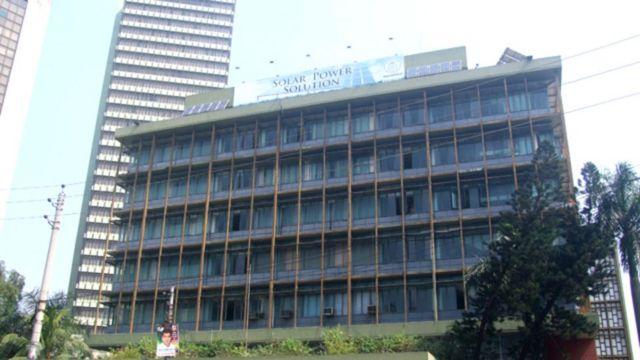 Bangladesh Bank HQ in Dhaka