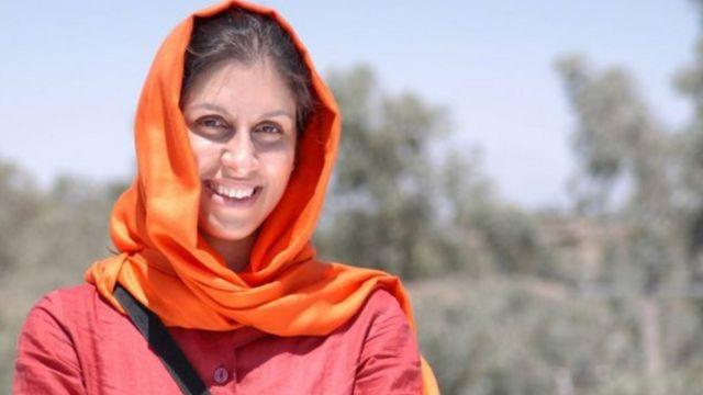 Bi. Zaghari-Ratcliffe anayetumikia kifungo nchini Iran