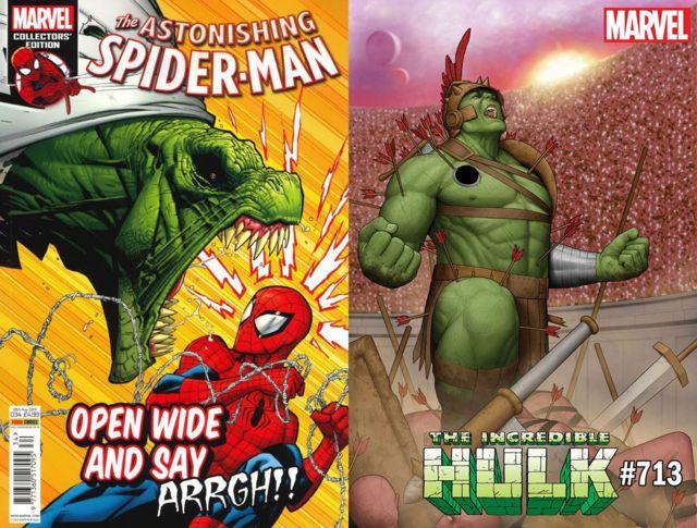 Спајдермен и Хулк