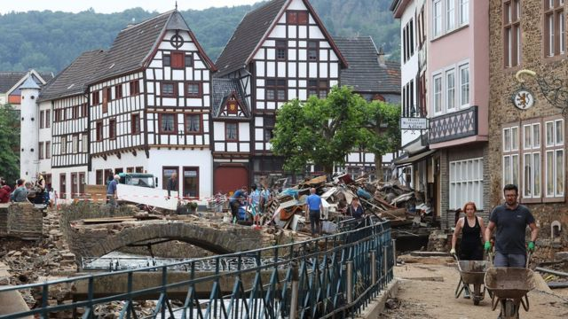 Bad Muenstereifel, Almanya