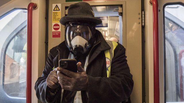 پرهام- مترو- لندن