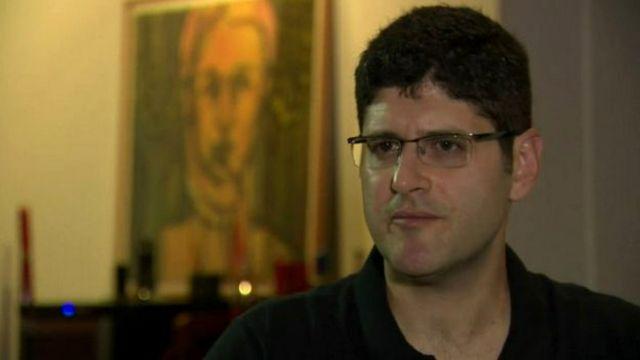 Rogério Chequer é líder do movimento Vem Pra Rua