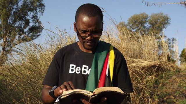 Patrick Mugadza, the pastor who predicted Mugabe would die in October