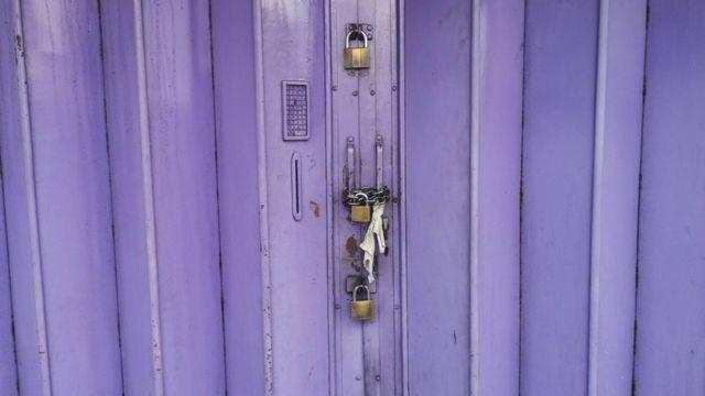 ปิดประตู