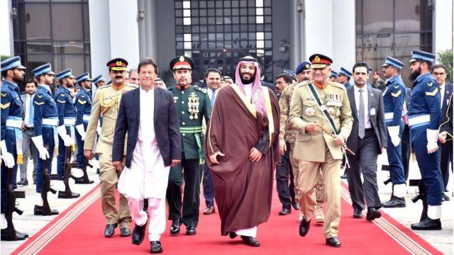 सऊदी क्राउन प्रिंस मोहम्मद बिन सलमान की इस हुई इस्लामाबाद यात्रा के दौरान सऊदी अरब की जेलों में बंद पाकिस्तानियों का मुद्दा भी उठा था
