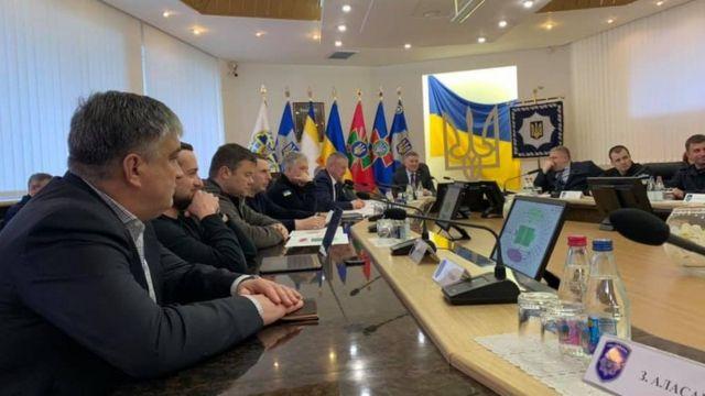 Команда Владимира Зеленского, в том числе бывший адвокат Игоря Коломойского Андрей Богдан