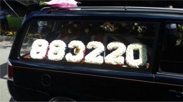 Funeral por Stewart Cooney